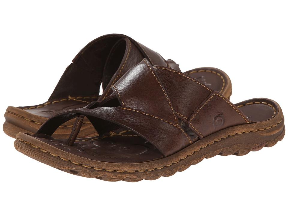 Born - Sorja (Tierra (Brown) Full-Grain Leather) Women