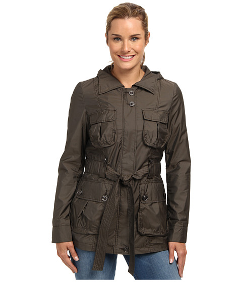 G.E.T. - Rescue Parka (Cedar Brown) Women's Coat