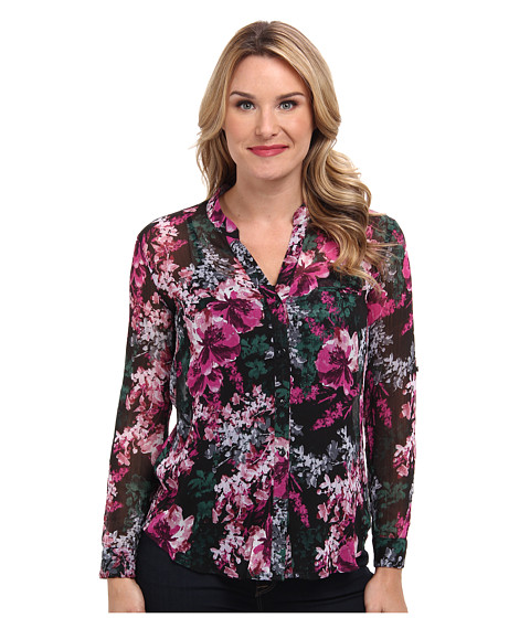 KUT from the Kloth - Jasmine (Black/Fuchsia) Women