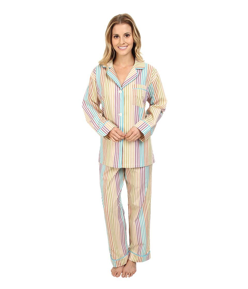 BedHead - Classic PJ (Madras Stripe) Women's Pajama Sets