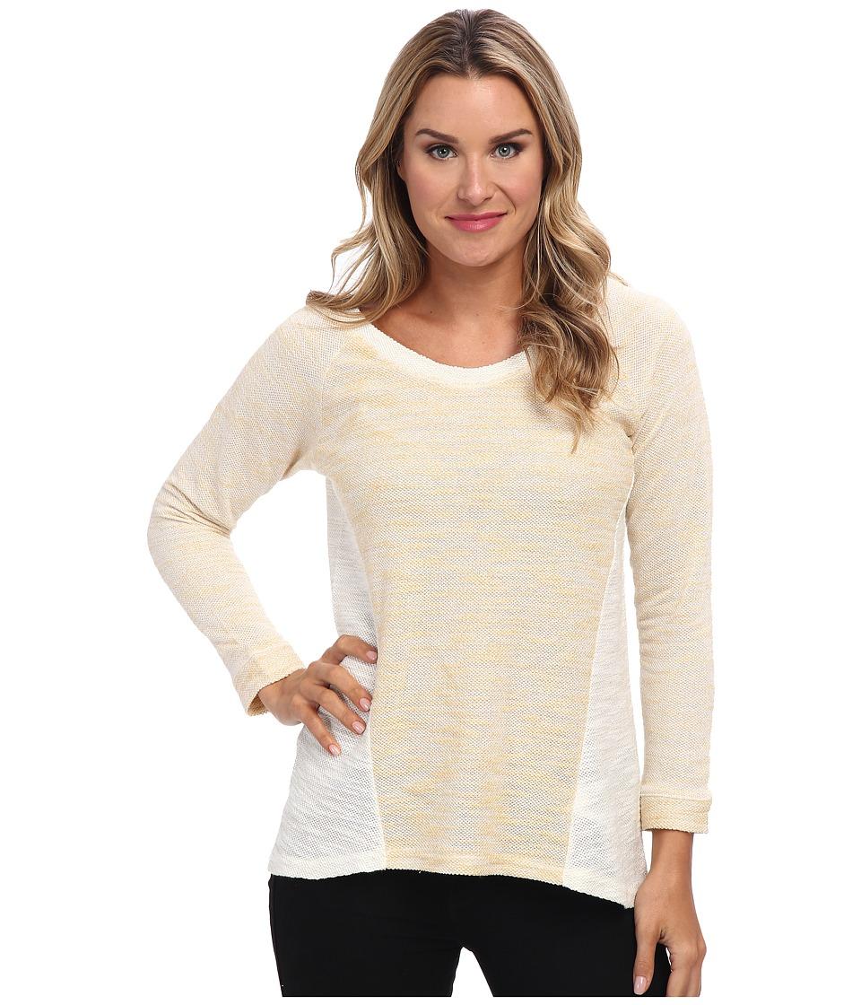 KUT from the Kloth - Jasmine (White/Gold) Women's T Shirt