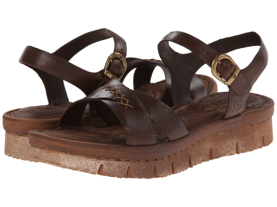 bf3310b4c194 Born HH Brown Shoe Co. Sandals UPC   Barcode