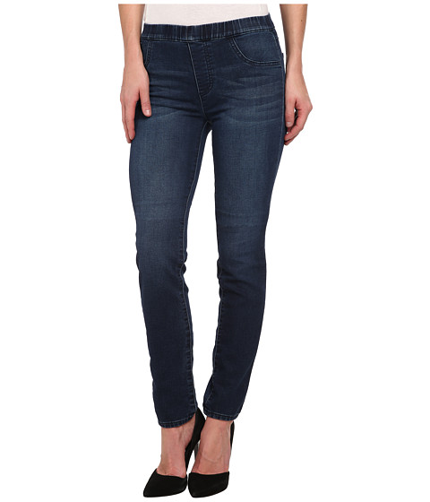 KUT from the Kloth - Pull On French Terry Skinny in Dedicated (Dedicated) Women's Jeans