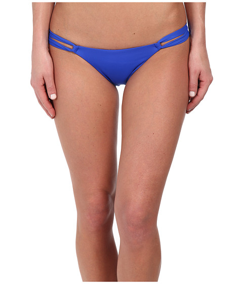 L*Space - Palm Beach Classic Bottom (Royal) Women's Swimwear