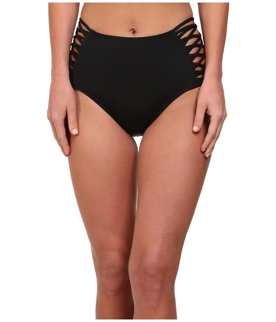 L*Space - Tigress Classic Bottom (Black) Women's Swimwear