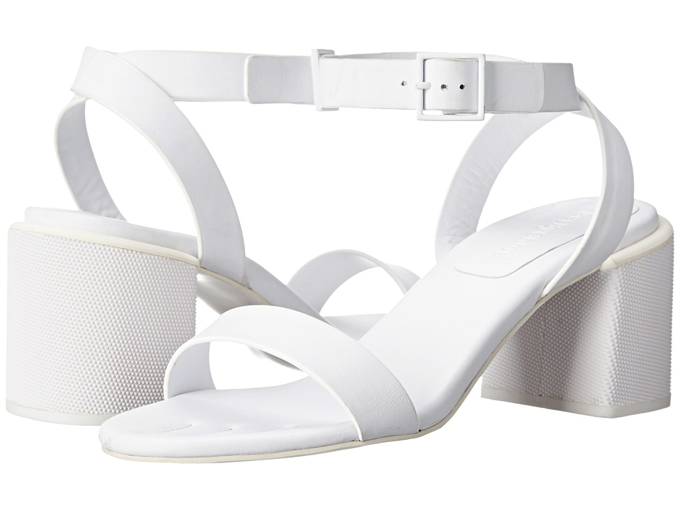 See by Chloe - SB24003 (White Sneaker Calf) High Heels