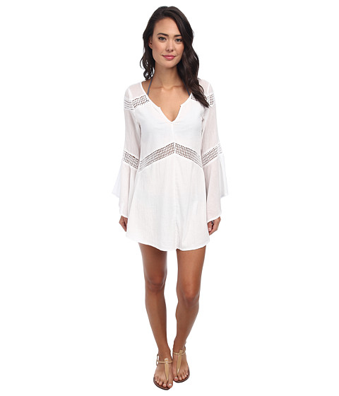 L*Space - Bloomfield Tunic Cover-Up (Ivory) Women