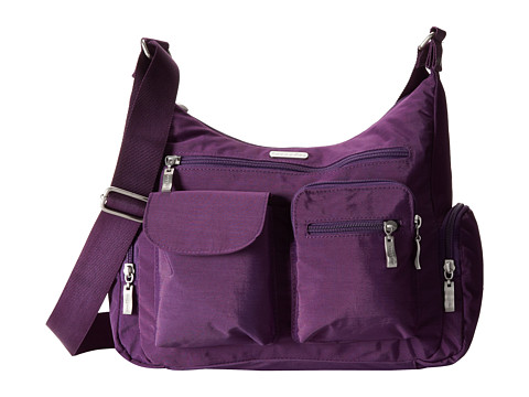 Baggallini - Everywhere Bagg (Violet) Cross Body Handbags