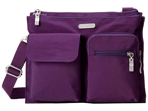 Baggallini - Everything Bagg (Violet) Cross Body Handbags