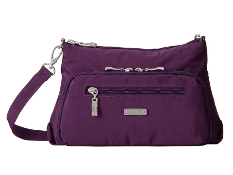Baggallini - Everyday Bagg (Violet) Cross Body Handbags