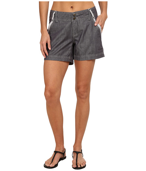 Royal Robbins - Strider Stretch Short (Charcoal) Women's Shorts