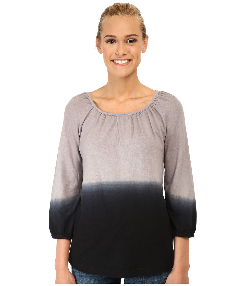 Royal Robbins - Shiva Pullover (Jet Black) Women's Long Sleeve Pullover