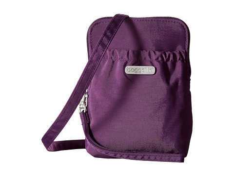 Baggallini - Bryant Pouch (Violet) Cross Body Handbags
