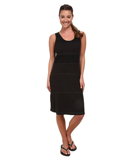 Royal Robbins - Breeze Thru Tank Dress (Jet Black) Women