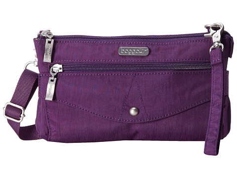 Baggallini - Plaza Mini (Violet) Cross Body Handbags