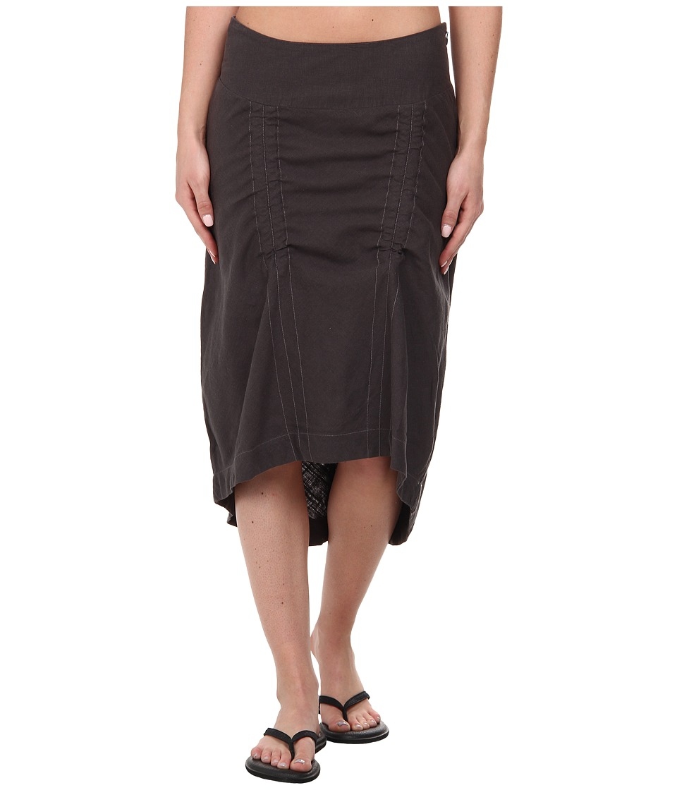 Royal Robbins - Panorama Skirt (Obsidian) Women's Skirt