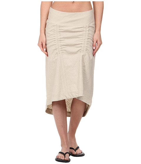 Royal Robbins - Panorama Skirt (Soapstone) Women's Skirt
