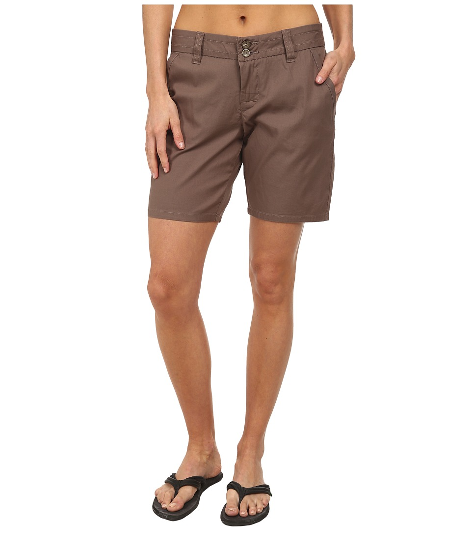 Toad&Co - Letty Short (Falcon Brown) Women's Shorts