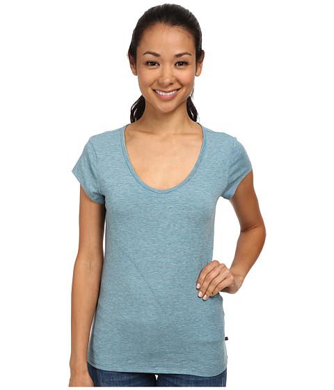 Toad&Co - Swifty S/S Tee (Amalfi Coast Stripe) Women's Short Sleeve Pullover