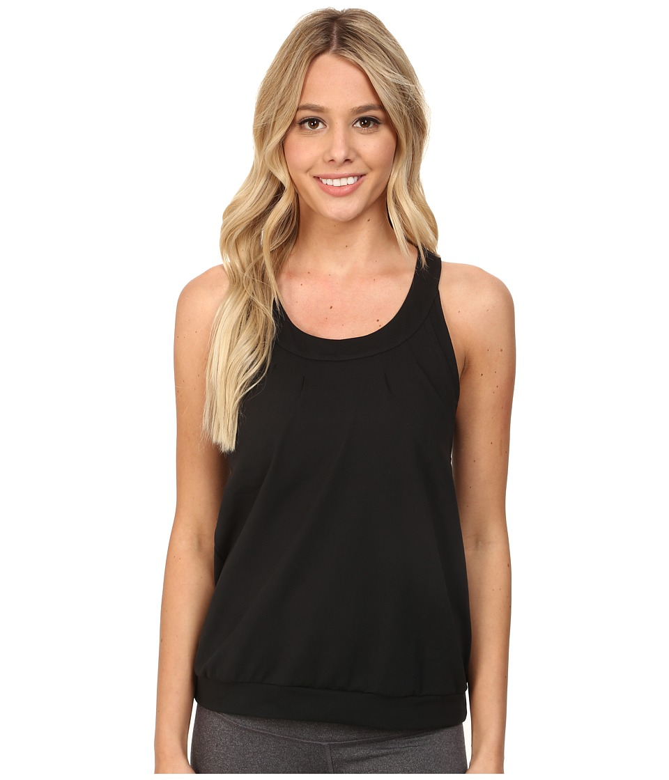 Toad&Co - Alluvial Tank Top (Black) Women's Sleeveless