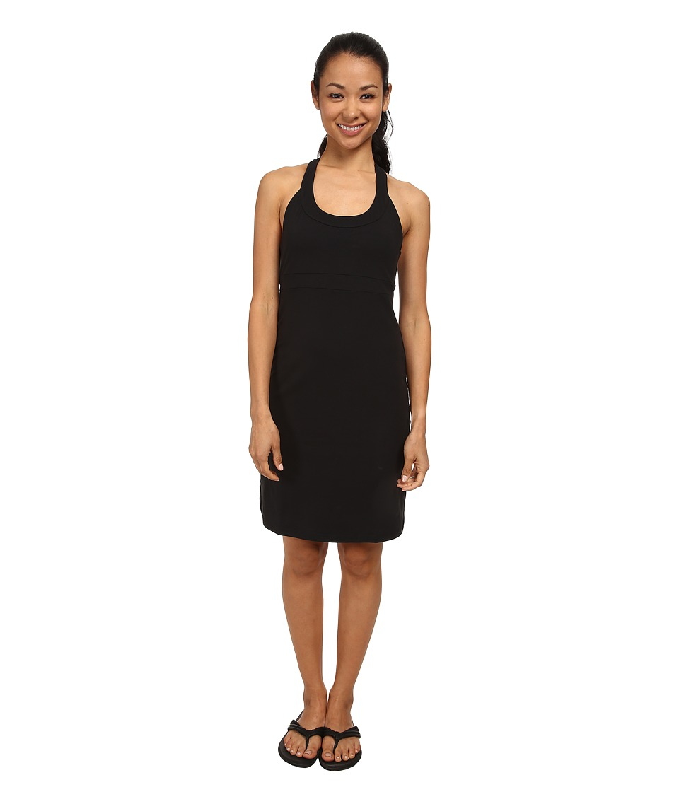 Toad&Co - Alluvial Dress (Black) Women's Dress