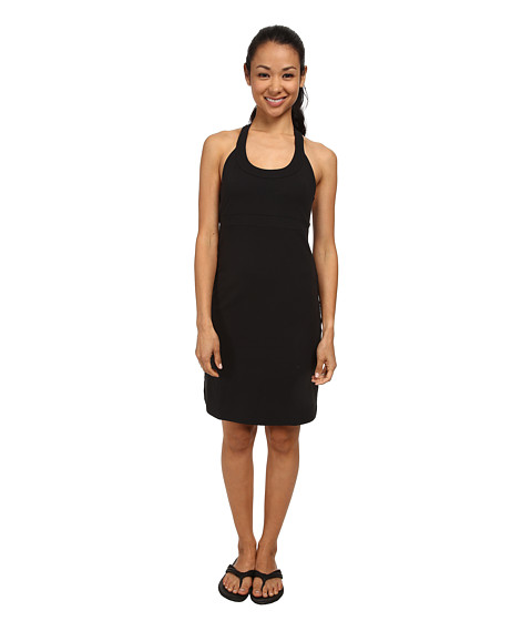 Toad&Co - Alluvial Dress (Black) Women