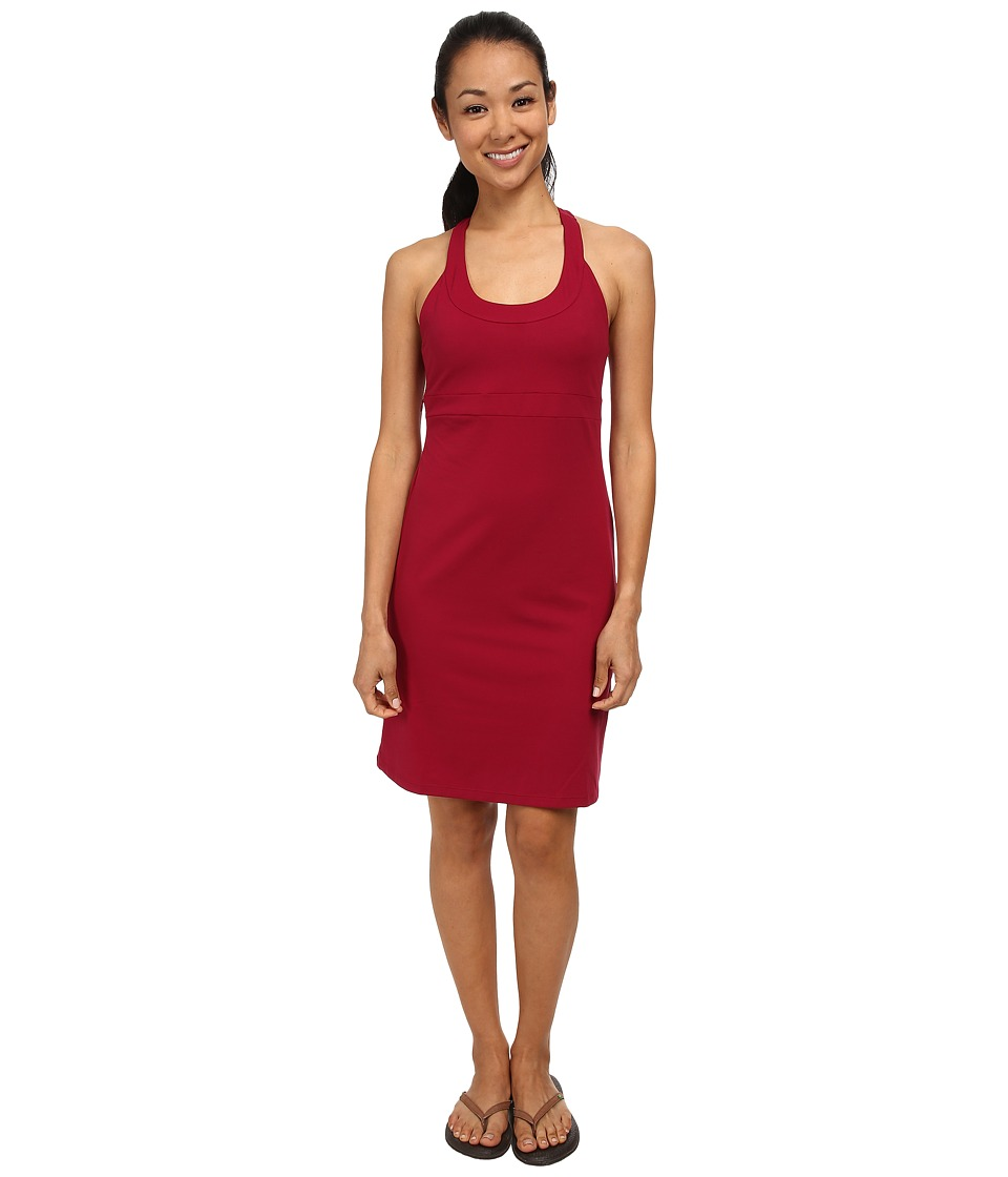 Toad&Co - Alluvial Dress (Magenta) Women's Dress