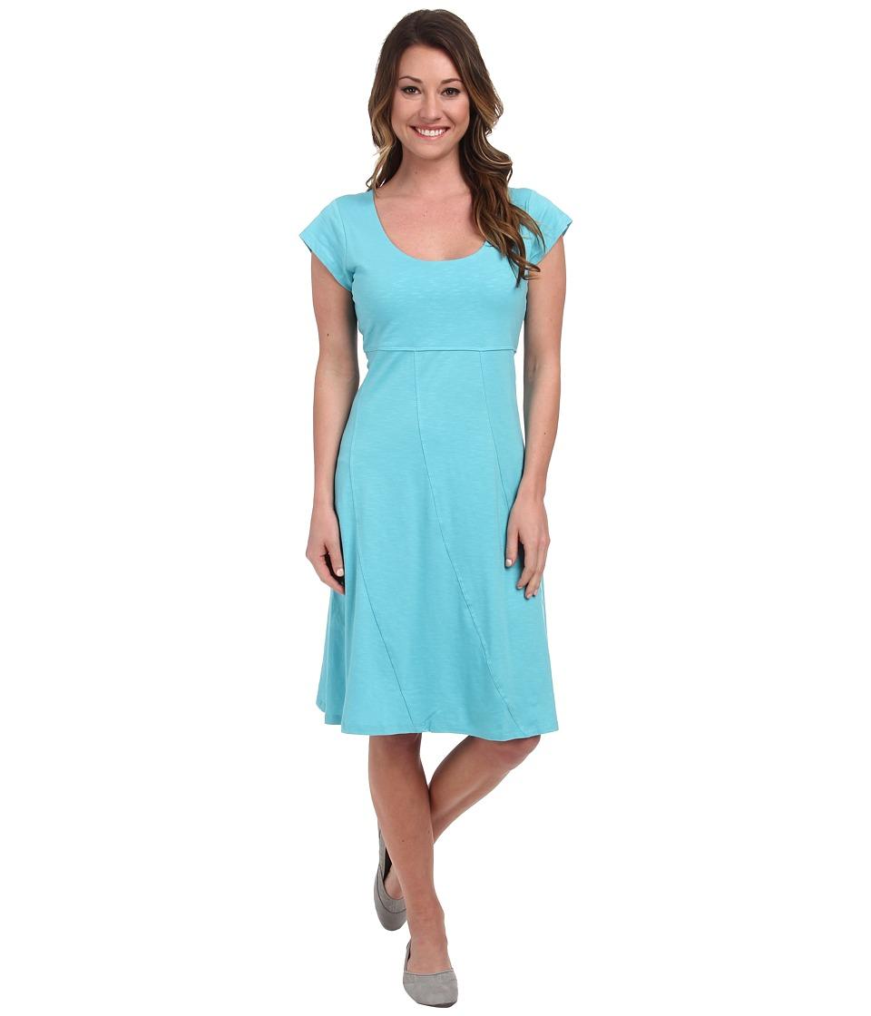Toad&Co - Nena Dress (Havasu Turquoise) Women's Dress