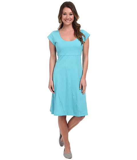 Toad&Co - Nena Dress (Havasu Turquoise) Women