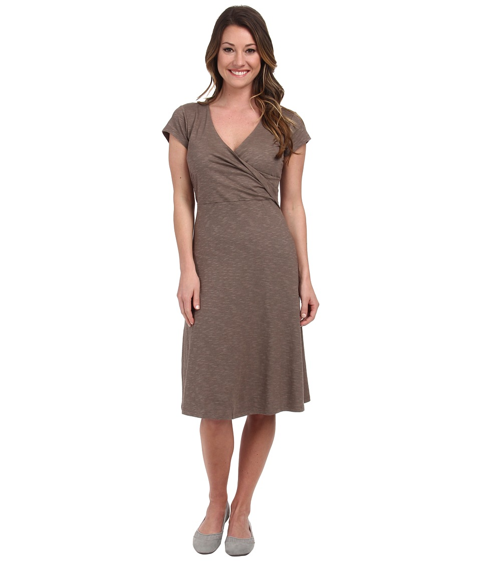 Toad&Co - Empirical Dress (Falcon Brown) Women's Dress