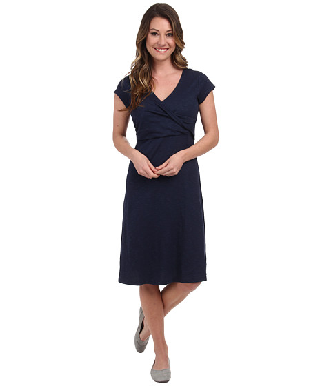 Toad&Co - Empirical Dress (Deep Navy) Women's Dress