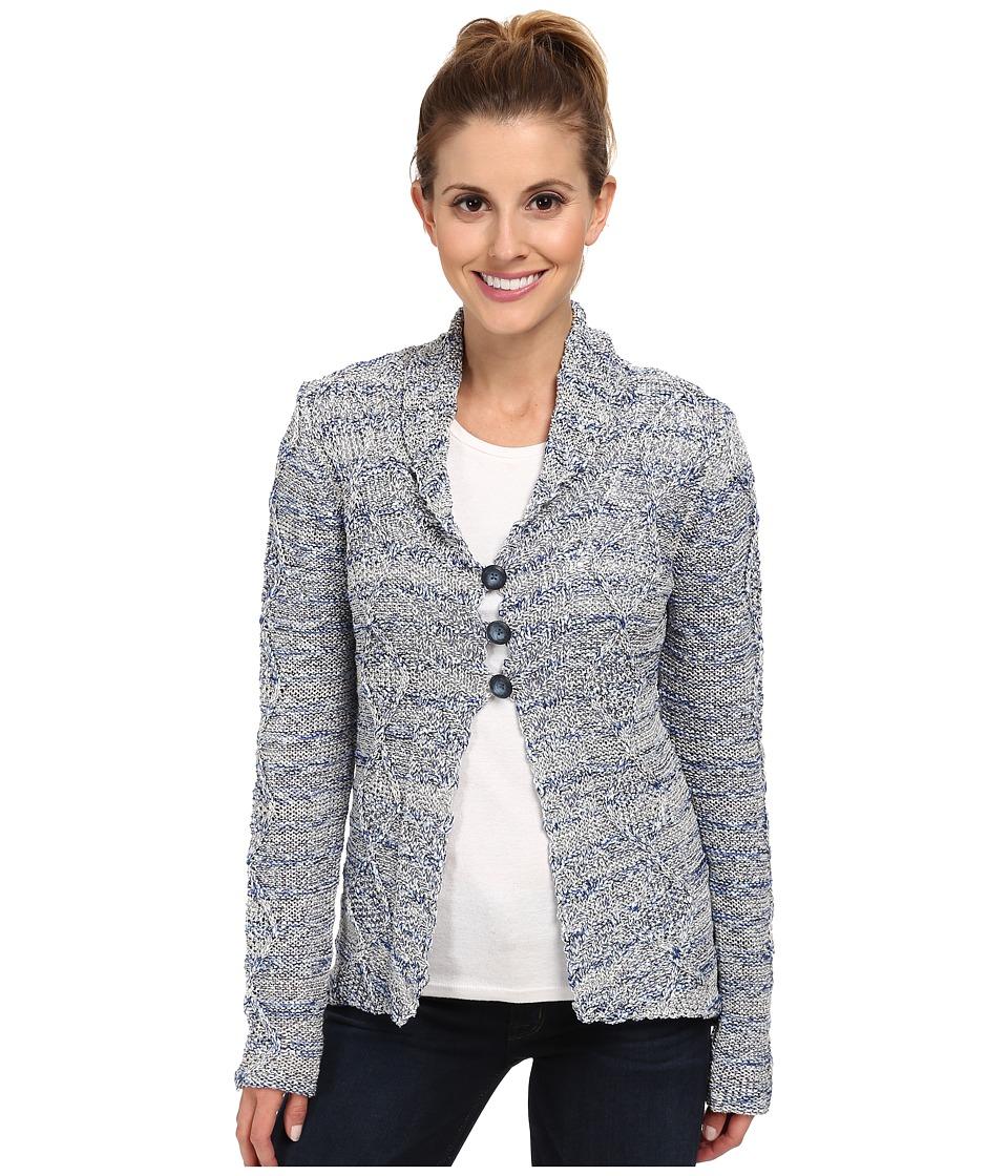 Royal Robbins - Athena Cardi (Deep Sea) Women's Sweater
