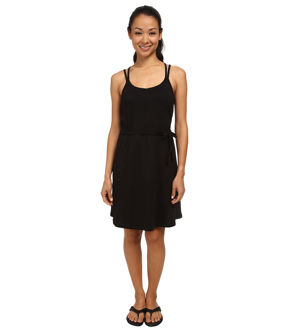 Toad&Co - Capellini Dress (Black) Women's Dress