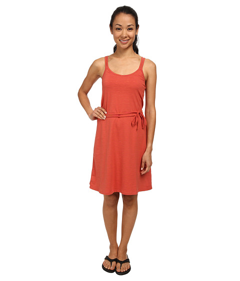 Toad&Co - Capellini Dress (Hibiscus Stripe) Women's Dress