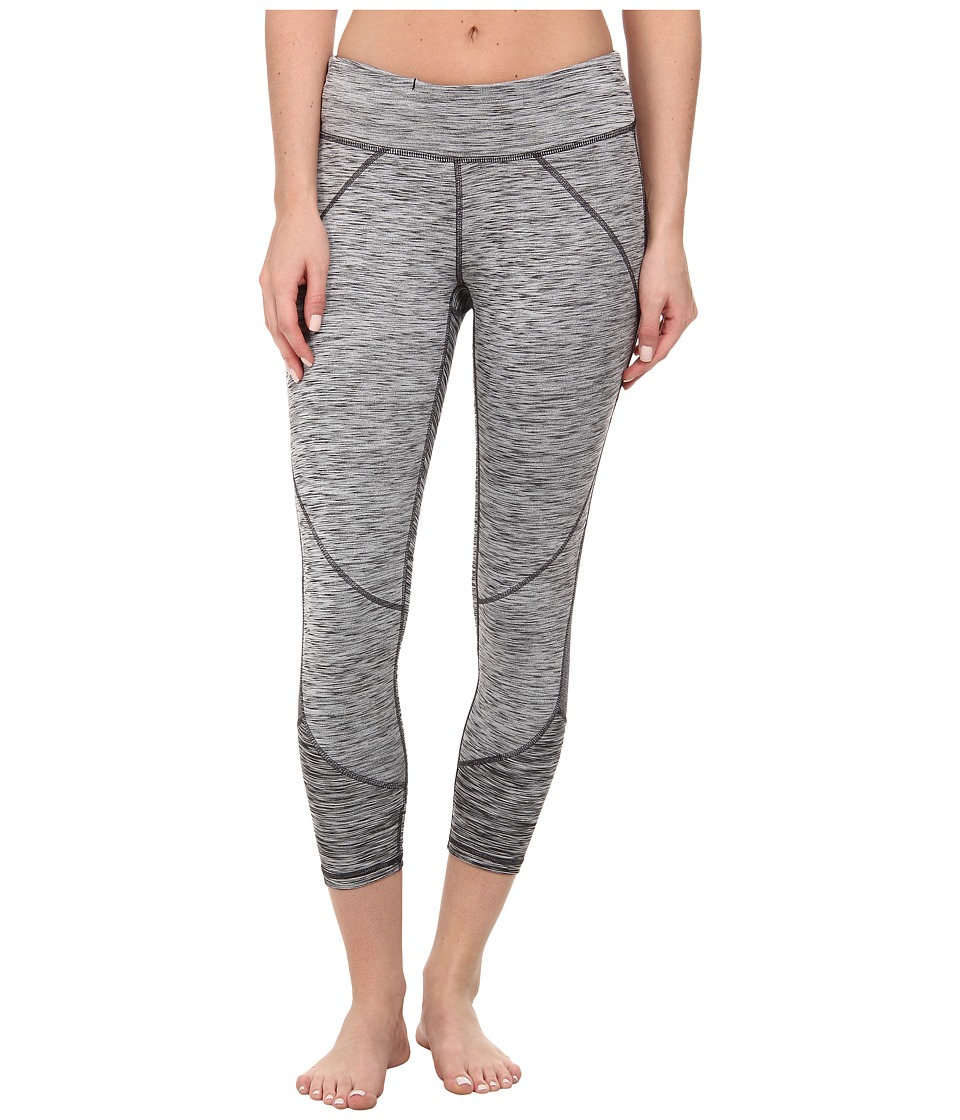 Soybu Jennisa Capri (Charcoal) Women