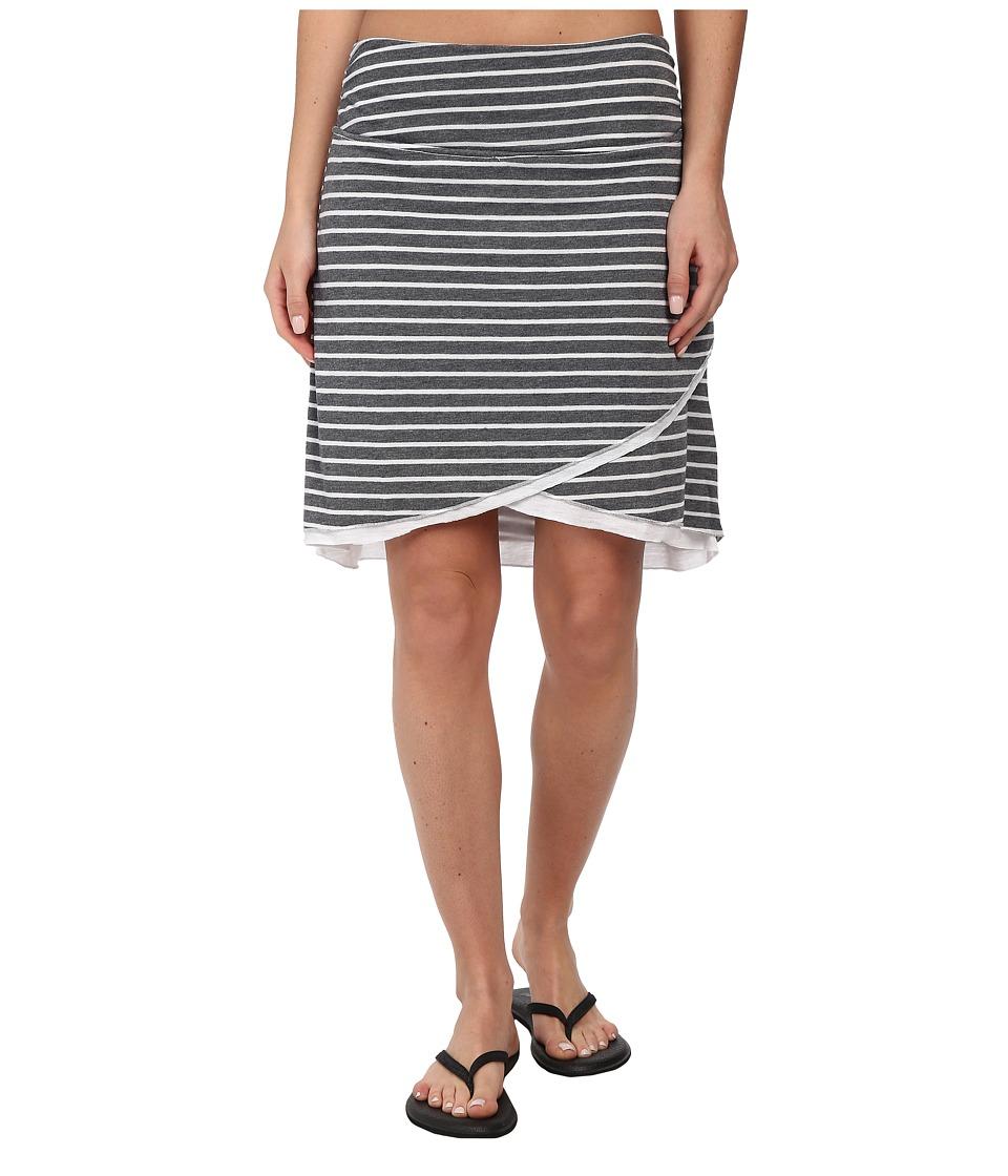 Soybu - Jenny Skirt (Black Stripe) Women