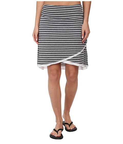 Soybu - Jenny Skirt (Black Stripe) Women's Skirt