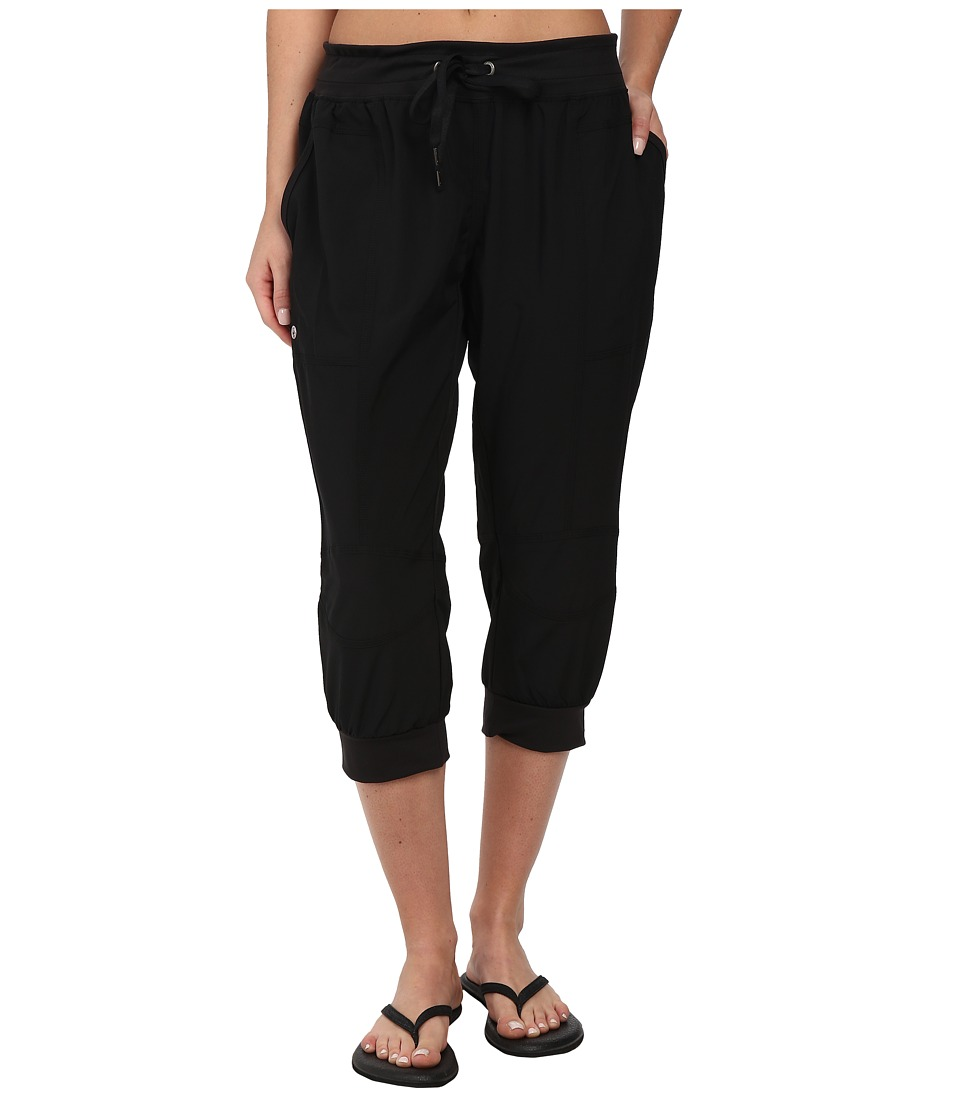 Soybu Julie Capri (Black) Women