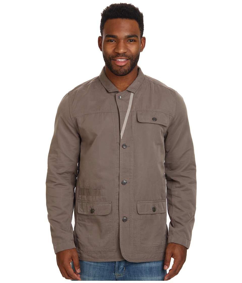 Royal Robbins - Convoy Travel Blazer (Taupe) Men's Coat