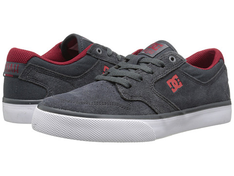 DC Kids - Nyjah Vulc (Big Kid) (Dark Shadow) Boys Shoes