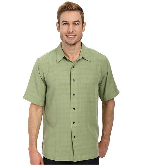 Royal Robbins - San Juan S/S (Artichoke) Men's Short Sleeve Button Up