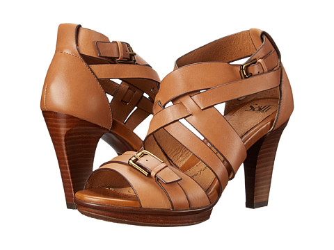 Sofft - Rae (Luggage) Women's Sandals