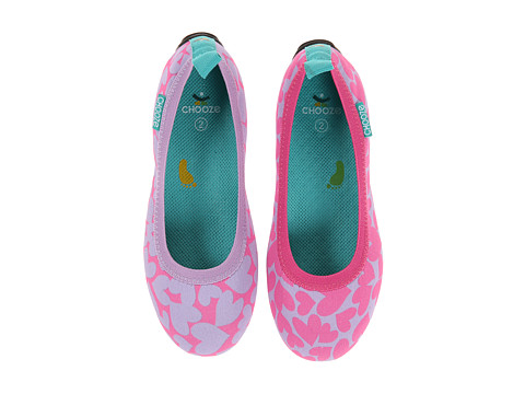 CHOOZE - Dream (Toddler/Little Kid/Big Kid) (Hug) Girls Shoes