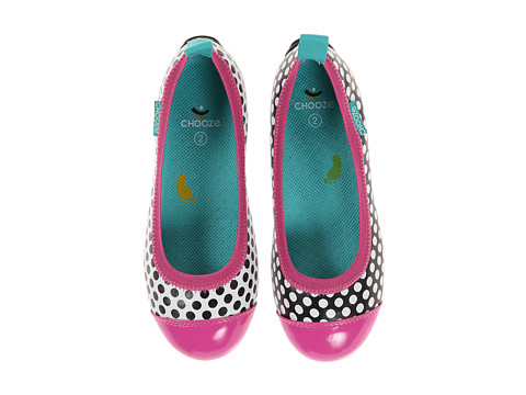 CHOOZE - Dream (Toddler/Little Kid/Big Kid) (Pop Pink) Girls Shoes