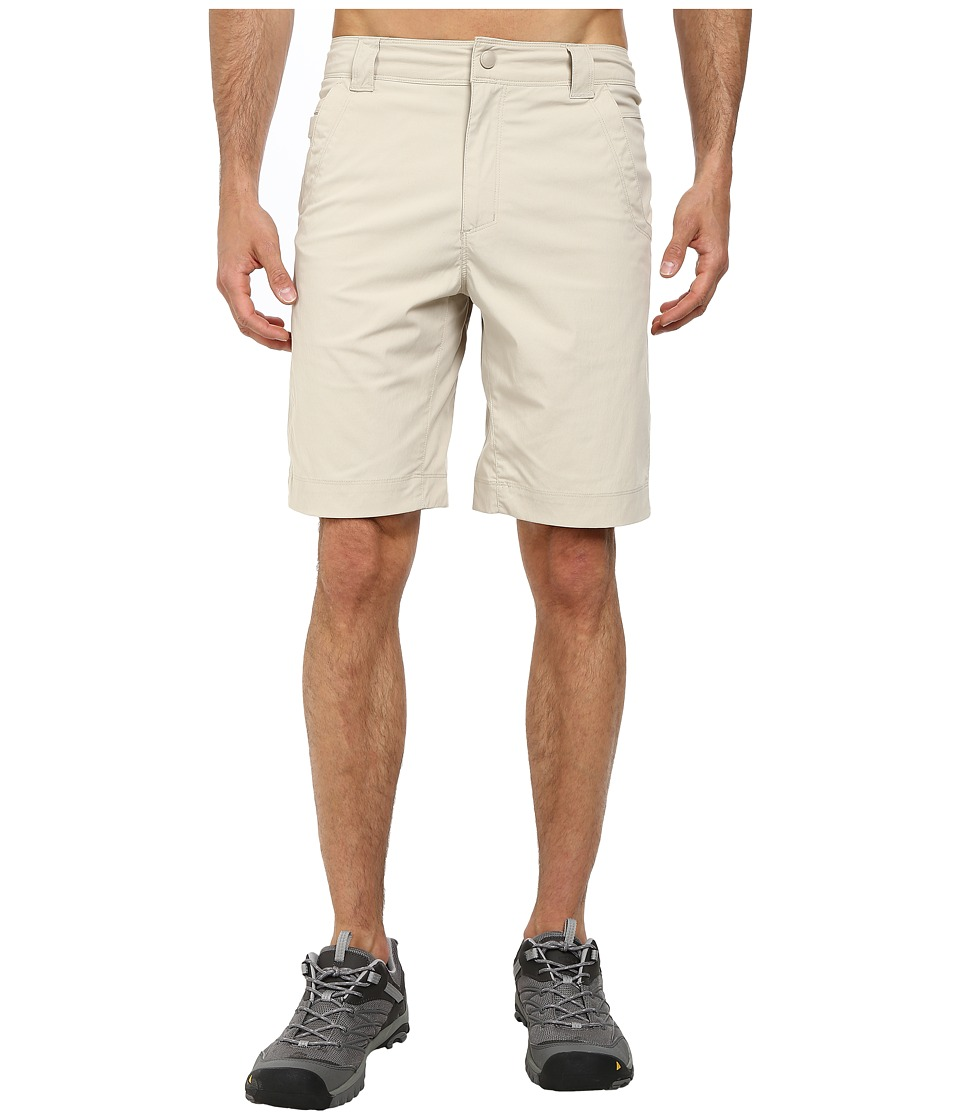 Royal Robbins - Traveler Stretch Short (Light Khaki) Men's Shorts