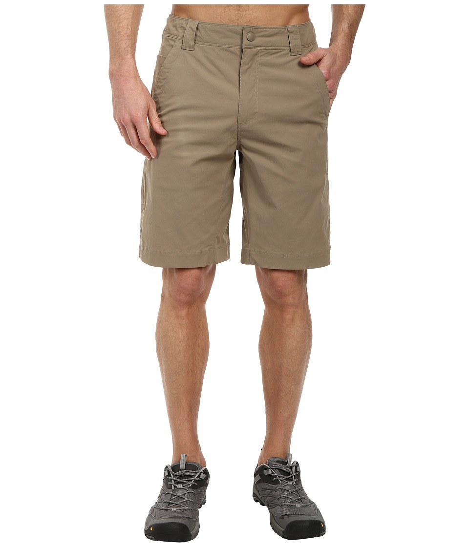 Royal Robbins - Traveler Stretch Short (Burro) Men's Shorts