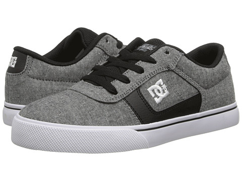 DC Kids - Cole Pro TX SE (Big Kid) (Black Wash) Boys Shoes