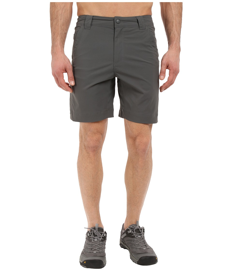 Royal Robbins Traveler Stretch Short (Charcoal) Men