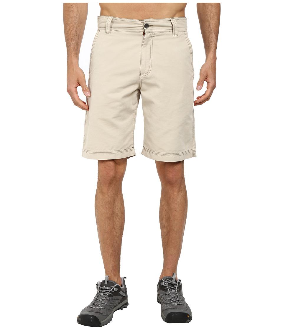 Royal Robbins - Convoy Short (Light Khaki) Men's Shorts
