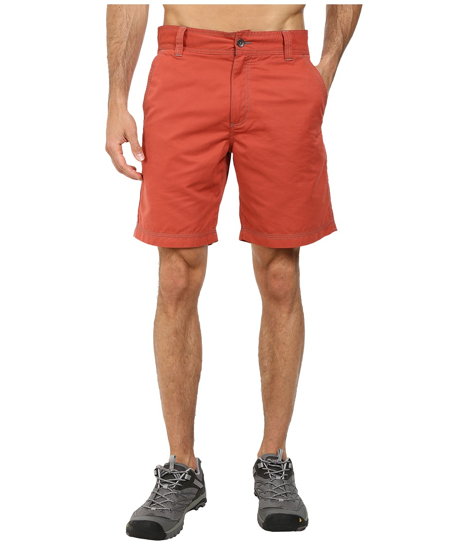 Royal Robbins - Convoy Short (Brick) Men's Shorts
